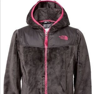 The North Face Girls' Fleece Oso Hoodie (10/12)